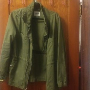 Old Navy light jacket size xlg